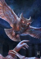 Night Owl by Forest-Walker