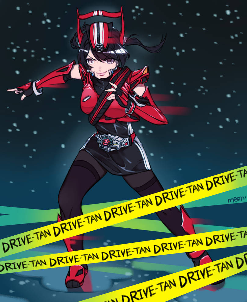 Drive-tan by MeensArts