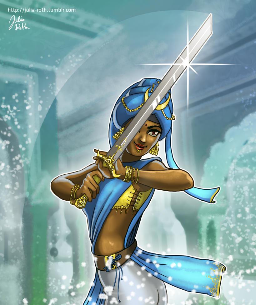 Sikh warrior by hinchen on DeviantArt