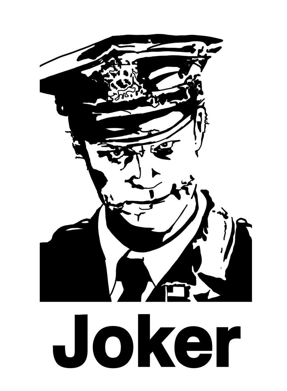 the joker by BigBabyLuc