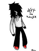 Jeff The Killer by JimbohFIN