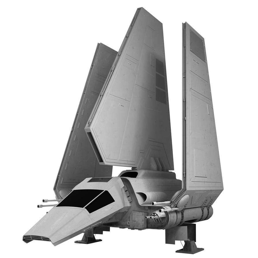 Lambda Shuttle by tetsuwan