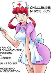 Challenge: Nurse Joy