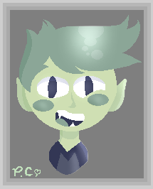 Beast Boy-Palette Color Challenge by PandaCakeGold