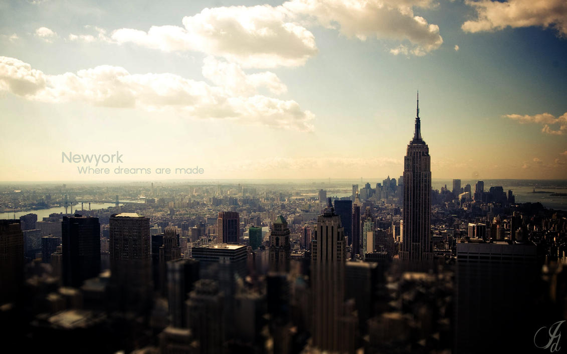 hd new york 1680x wallpaper
