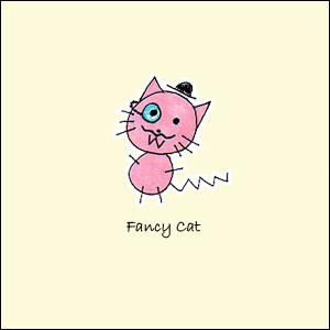 Fancy Cats: Fancy Cat by galvanicprince
