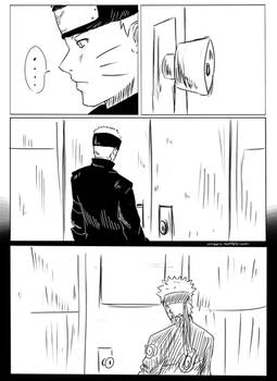 Naruto's first time coming home to his wife Pg1