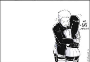 Naruhina: Staring Contest Pg7 by bluedragonfan