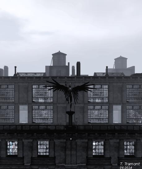 Angel - Steampunk series by TalieTramontane