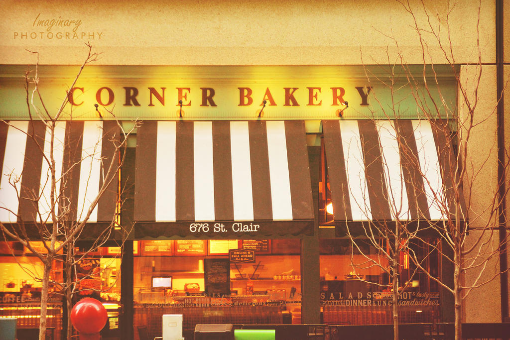 Corner Bakery by Imaginary-Night