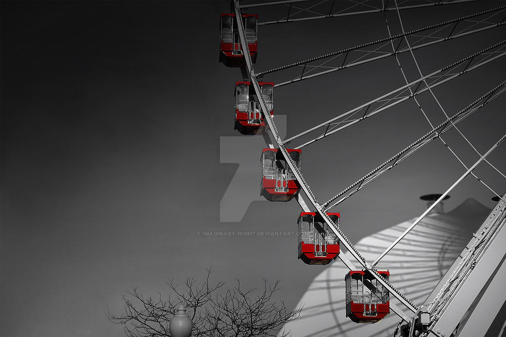 Ferris Wheel by Imaginary-Night