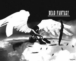 Dead Fantasy: Rinoa-Old by DymedAnGel