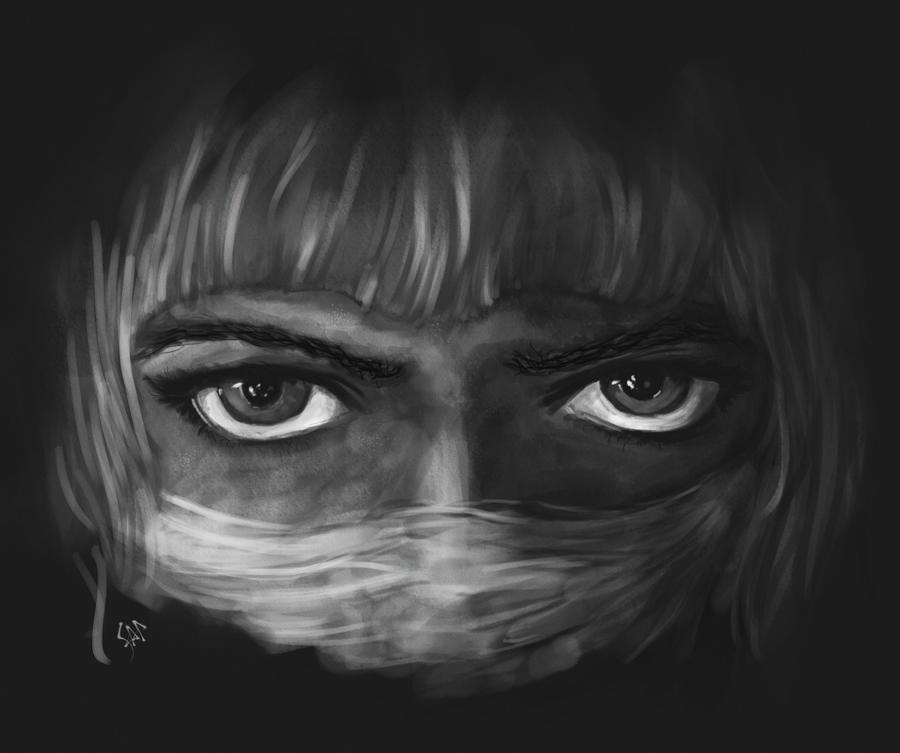 Eyes by DymedAnGel