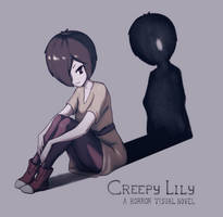 Creepy Lily - Cover Image