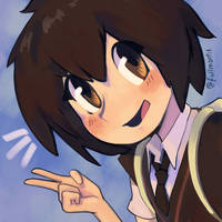 Peni Parker (Into The Spiderverse) by fullmontis