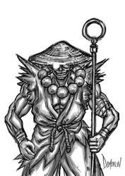 Le Yokai - The Yokai by Demokun54