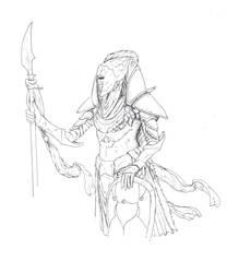 Indoril Warrior