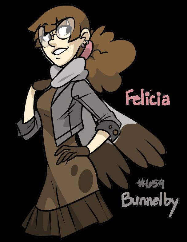 Felicia by roshambxo