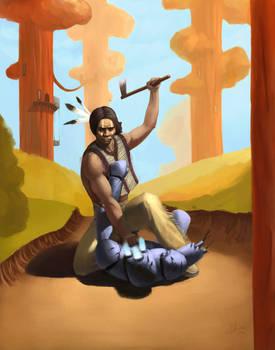 Dan The Indian