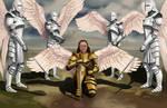 Tanya Angels by ckmoore