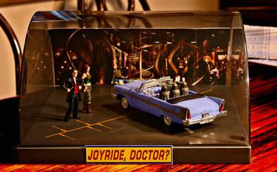 Joyride, Doctor? Diorama
