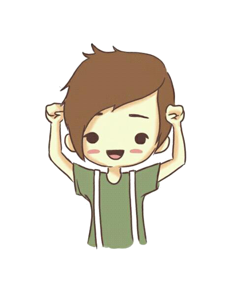 Cartoon Louis Tomlinson PNG By YazSexyDilemma