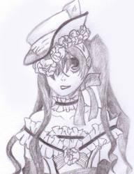Lady Ciel Phantomphive by thearabellablack