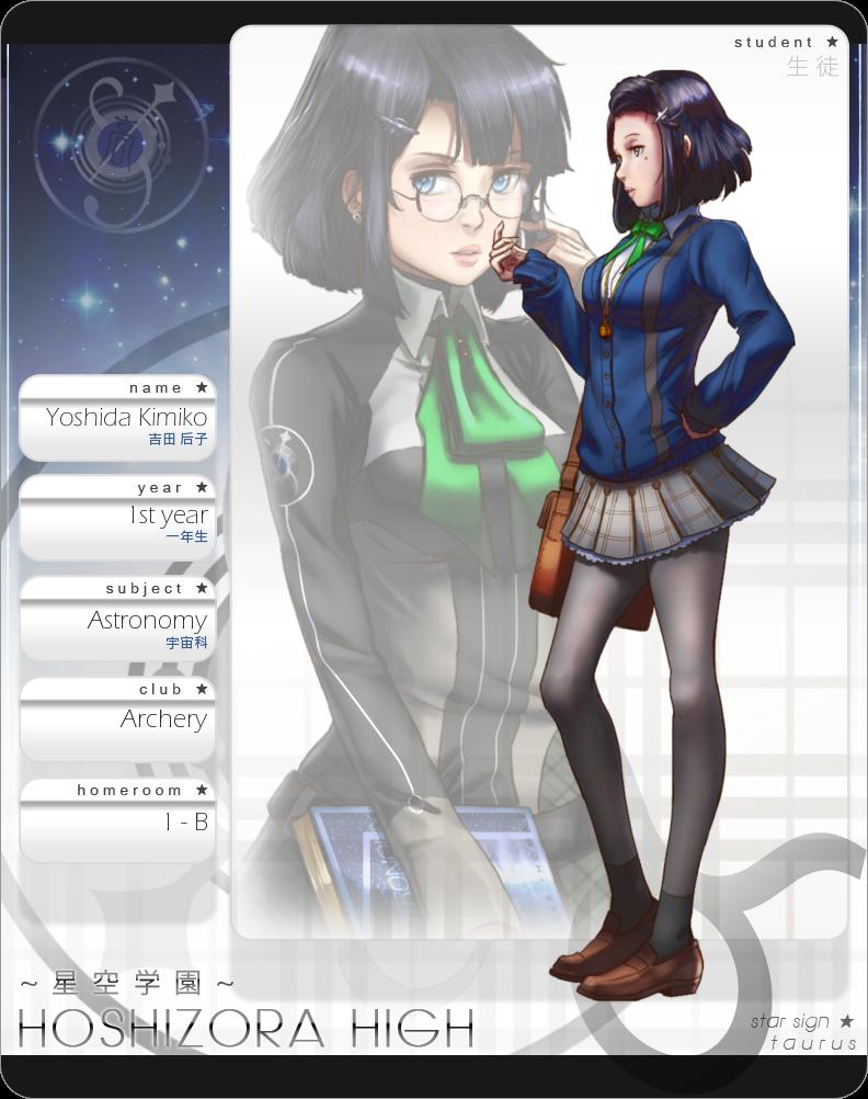 HH:  Yoshida Kimiko by dCTb