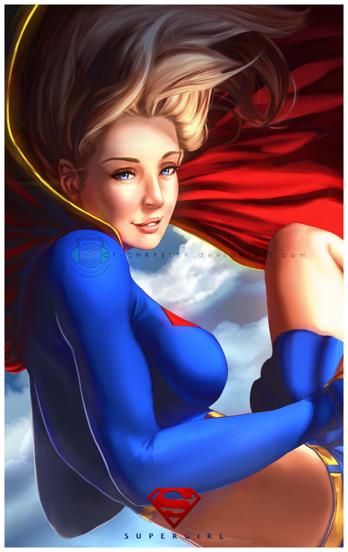 Supergirl by dCTb