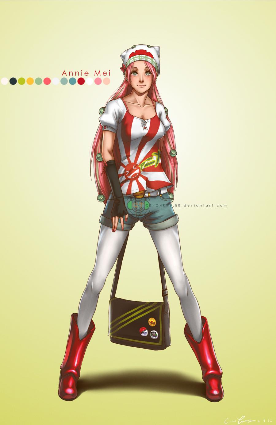Annie Mei 2 0 1 2 by dCTb