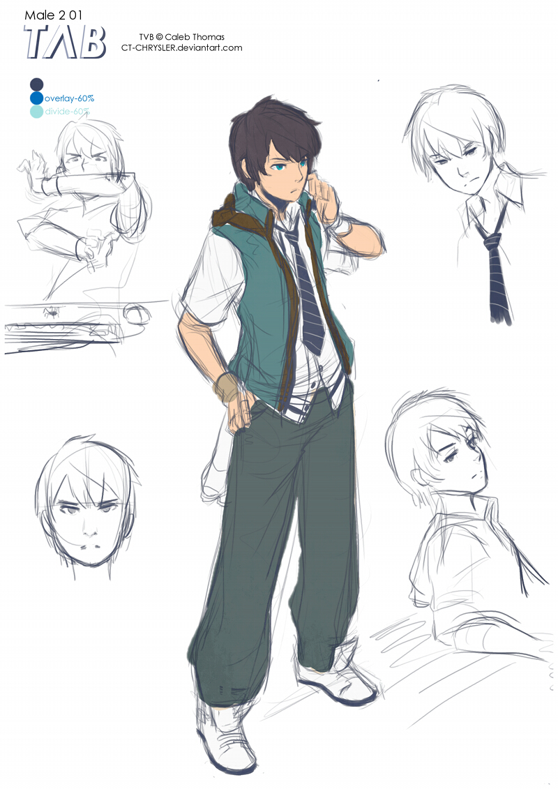 TVB Concept Work 006 by dCTb