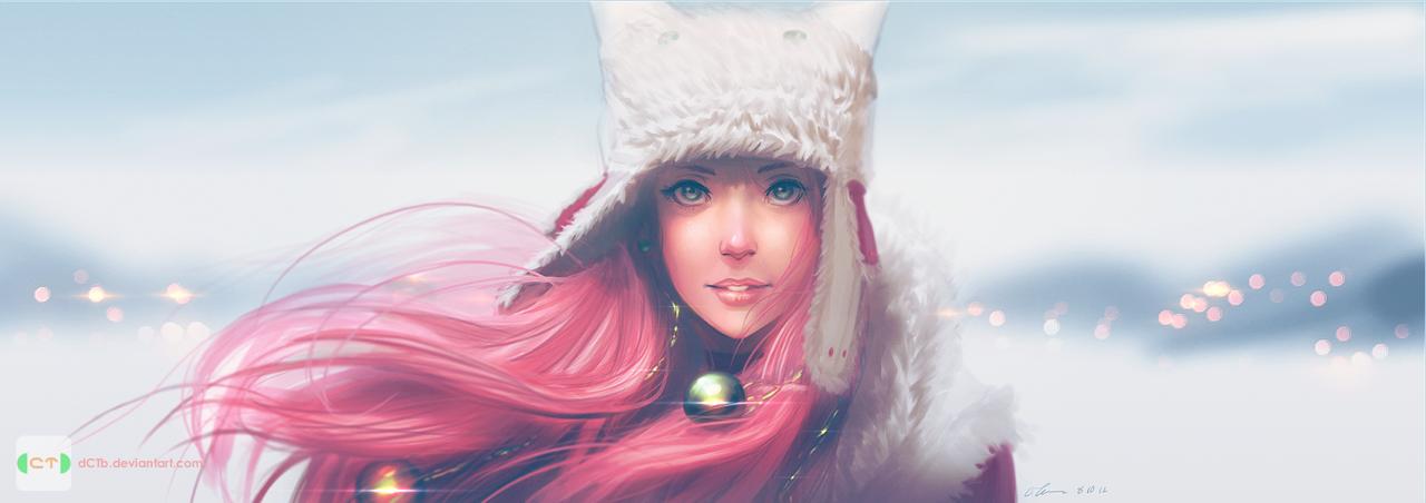 Snowy Mei by dCTb