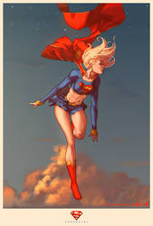 Supergirl II by dCTb