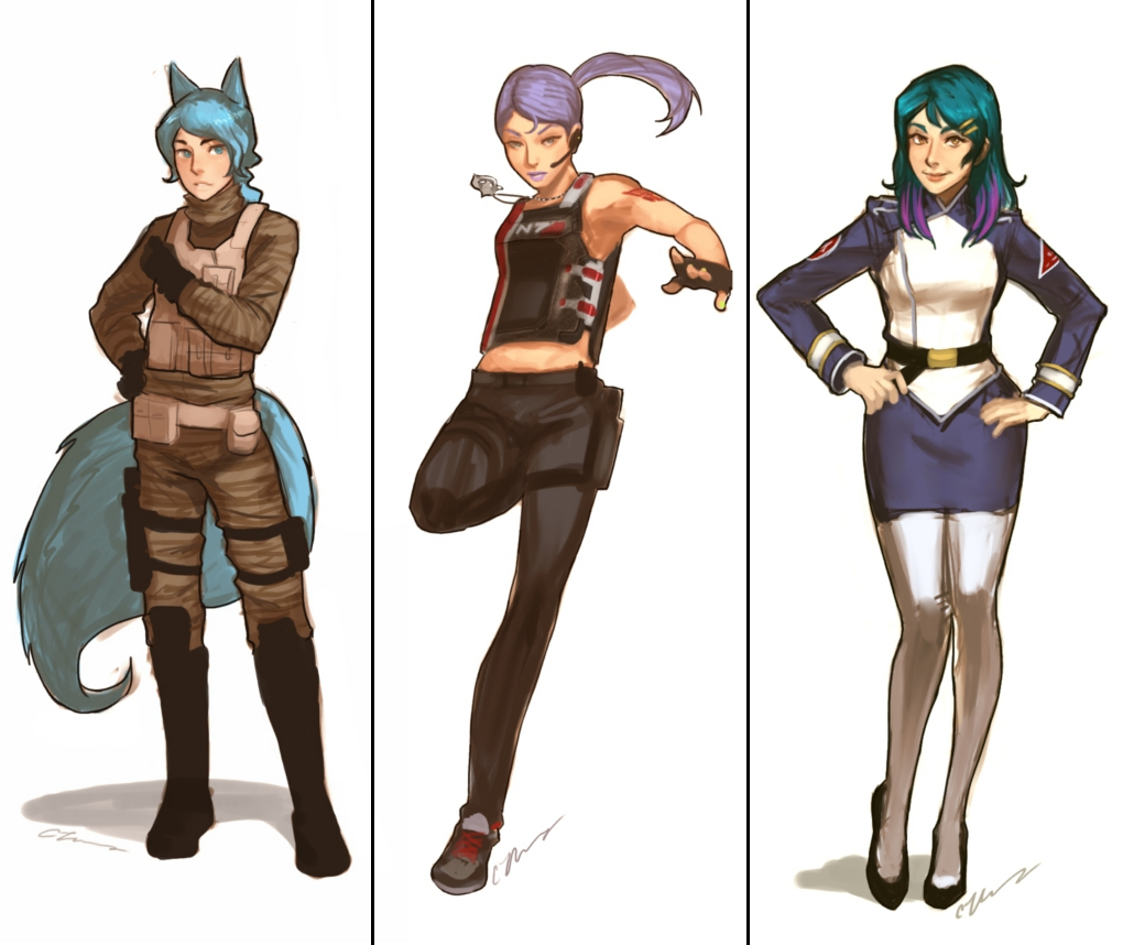 SC Batch3 by dCTb