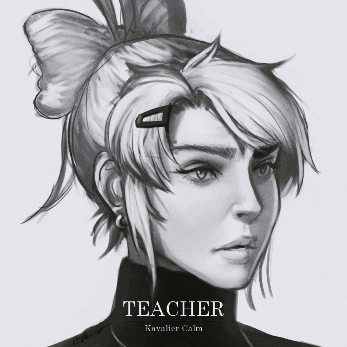 TEACHER by Kavalier Calm by dCTb