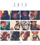 CT Summary Of Art 2013