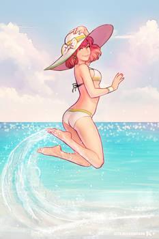 Beach Mei