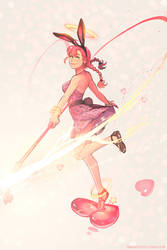 Annie Magical Girl