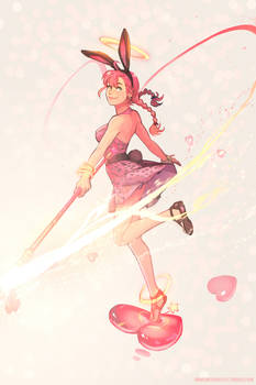 Annie Magical Girl