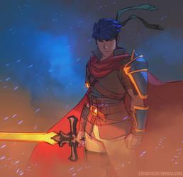 The Radiant Hero