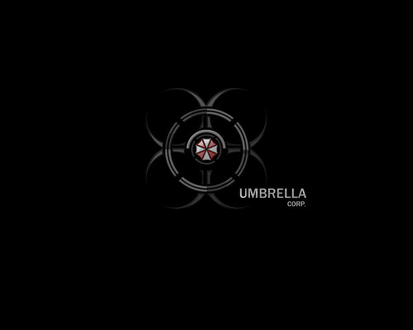 Umbrella Corp. Wallpaper by froxart