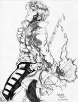 Gambit by jetcomics