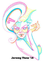 Colorface by jetcomics