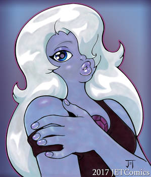 Amethyst from Steven Universe