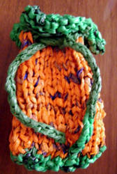 Plastic Grocery Dice Bag by woozalia