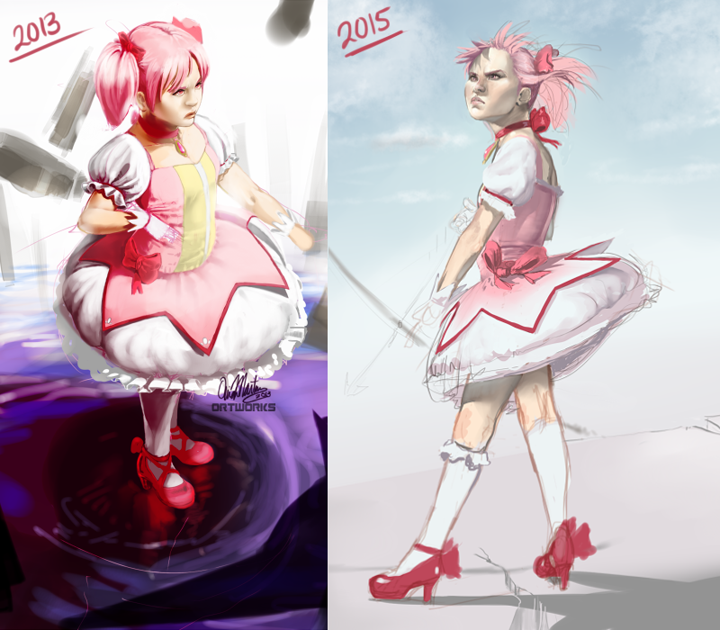 2013-2015 by myuinhiding