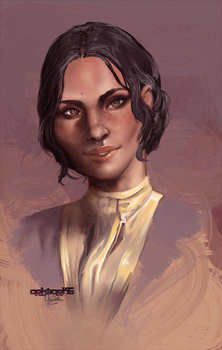 Josephine by myuinhiding