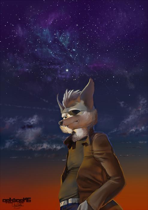 SF:TAS Wolf by myuinhiding