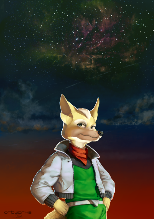 SF:TAS Fox by myuinhiding