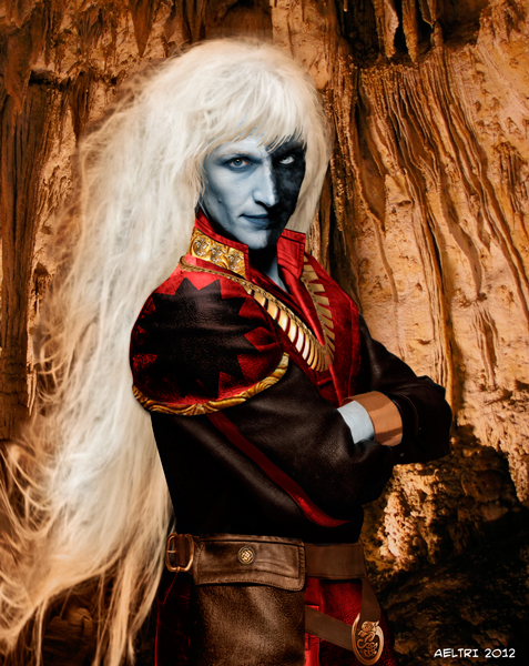 Christopher Eccleston as Malekith by ~Aeltri
